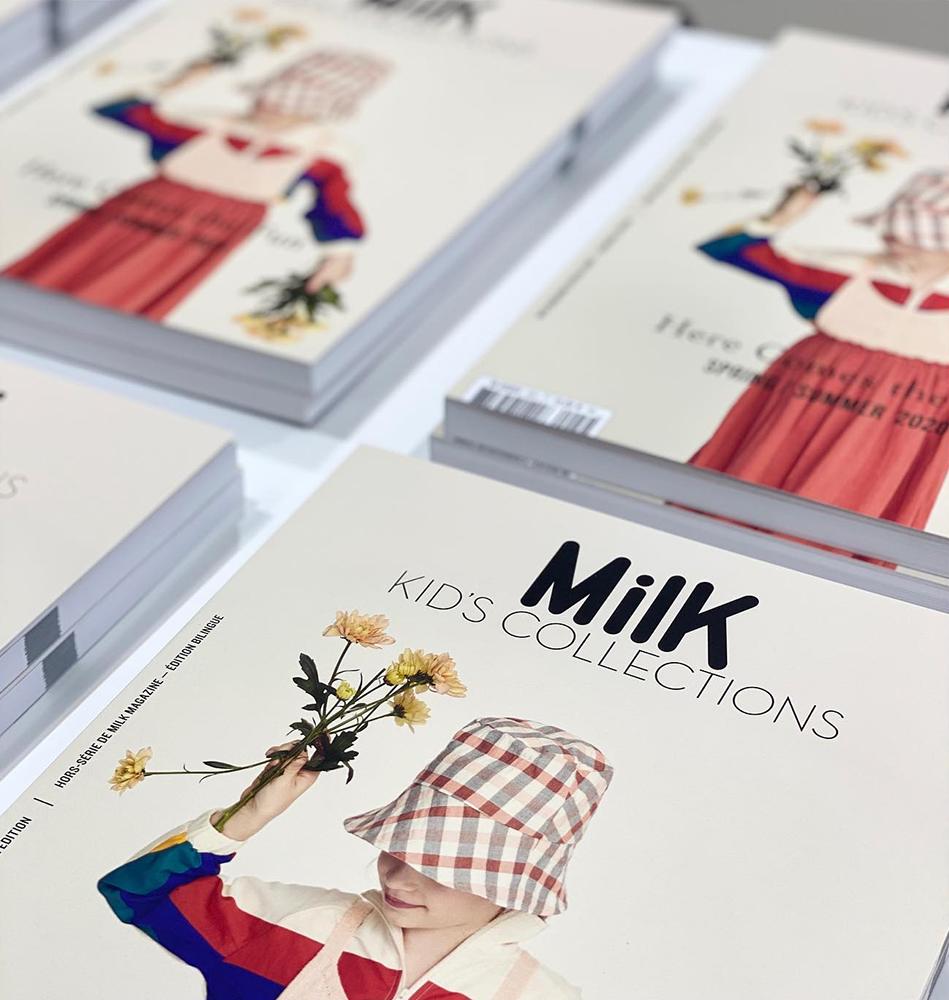 Kids on the Moon - Milk Kid's Collection
