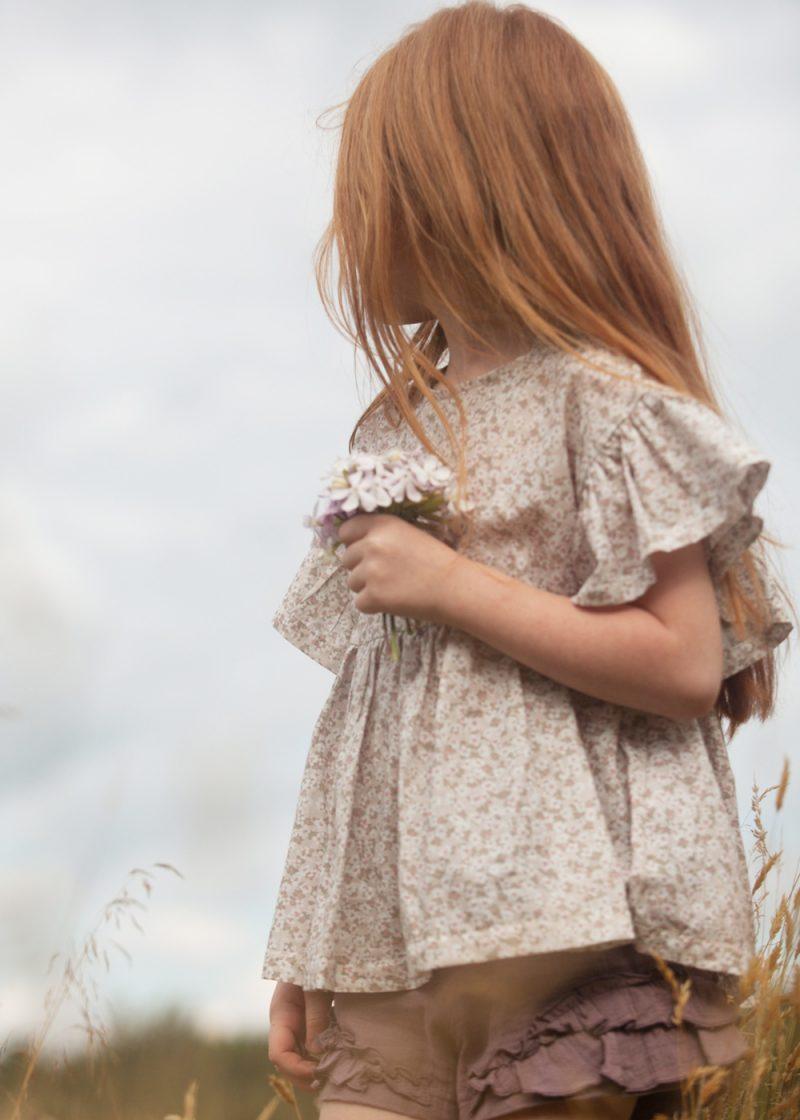 We are all SS21 - bluzka w kwiatki