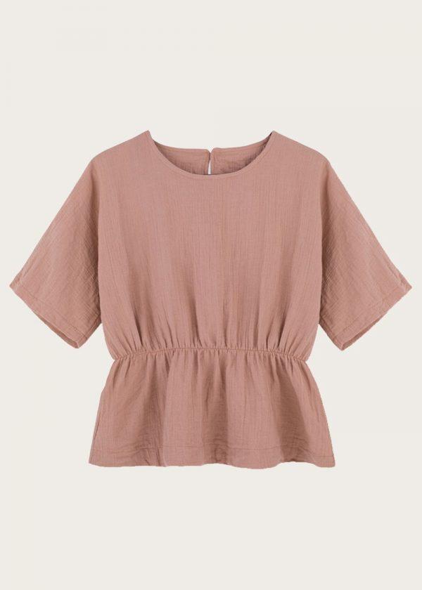 bluzka ściągana w pasie Mellow Rose