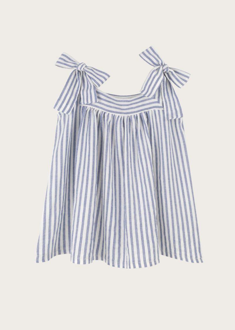 bluzka z kokardkami Saint-Tropez