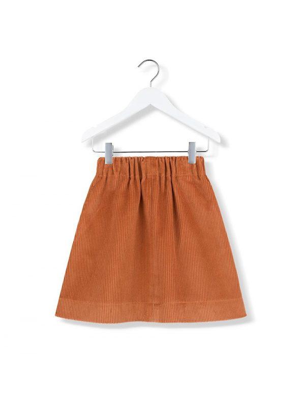 sztruksowa-spódnica-dziecięca-cord-skirt-cotton-cord