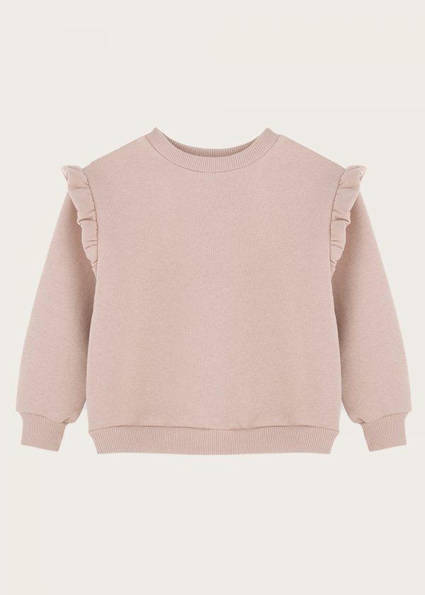kids on the moon, ubranka dla dzieci, bluza-dzianinowa,jersey-sweatshirt
