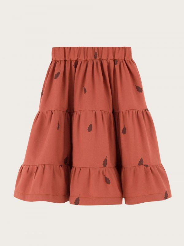 spódnica-z-falbanami;organic-cotton