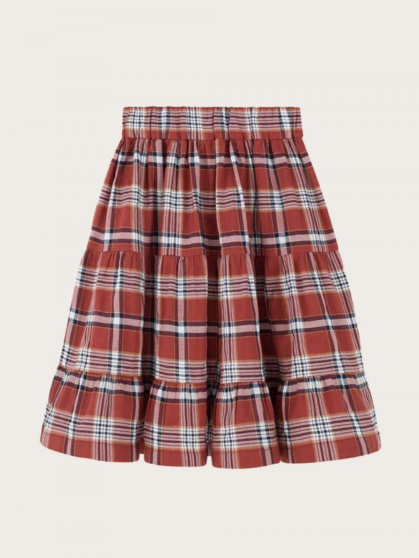spodnica-z-falbanami; flounce-skirts