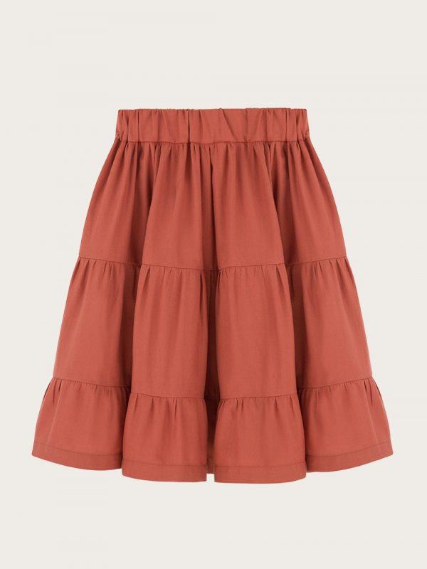 bawełna-organiczna;organic-cotton;spodnica-dla-dziewczynek-organic