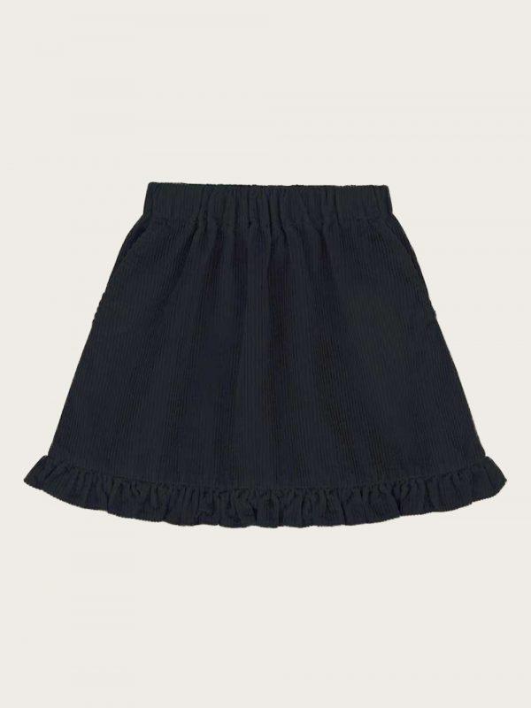 spódnica-sztruksowa;corduroy-skirt