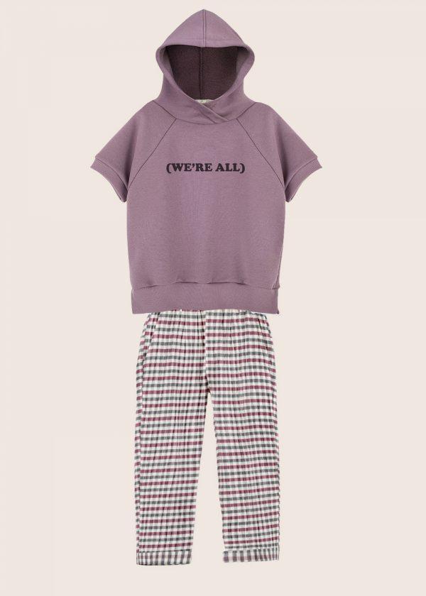 Kids on the Moon - zestaw bluza i spodnie