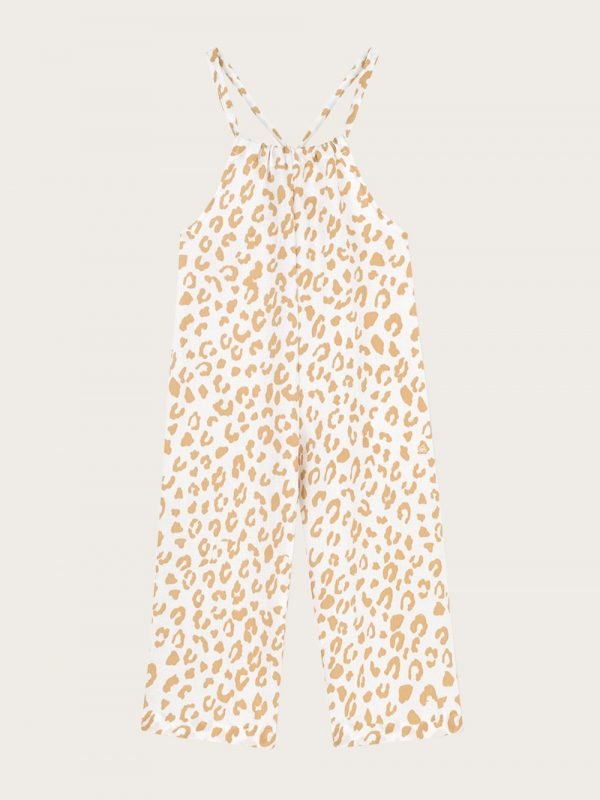 kombinezon Golden Leopard