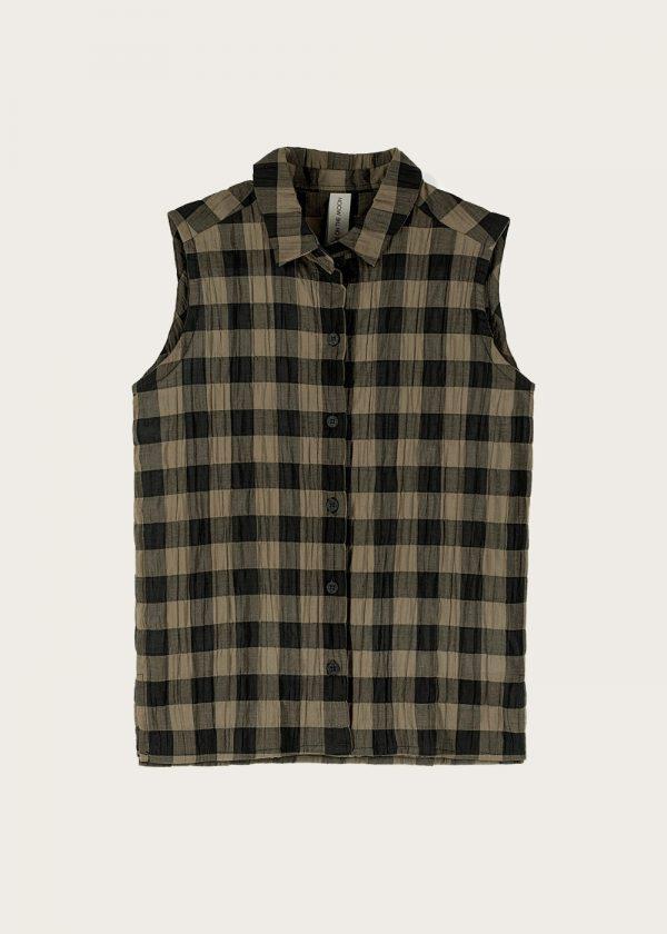 koszula Classic Check Khaki