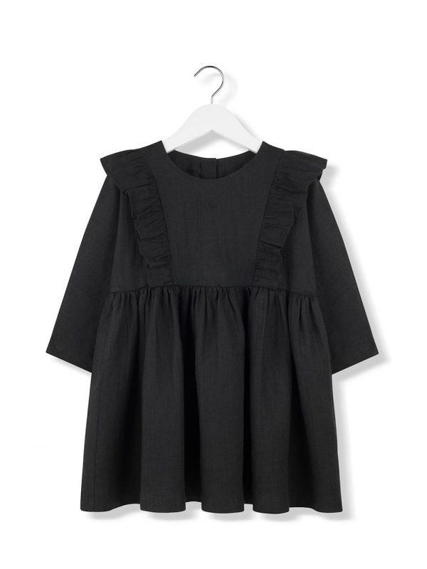 linen, sukienka-lniana