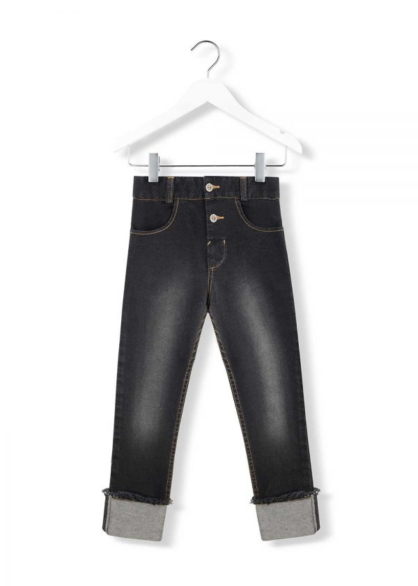 black-denim-trousers