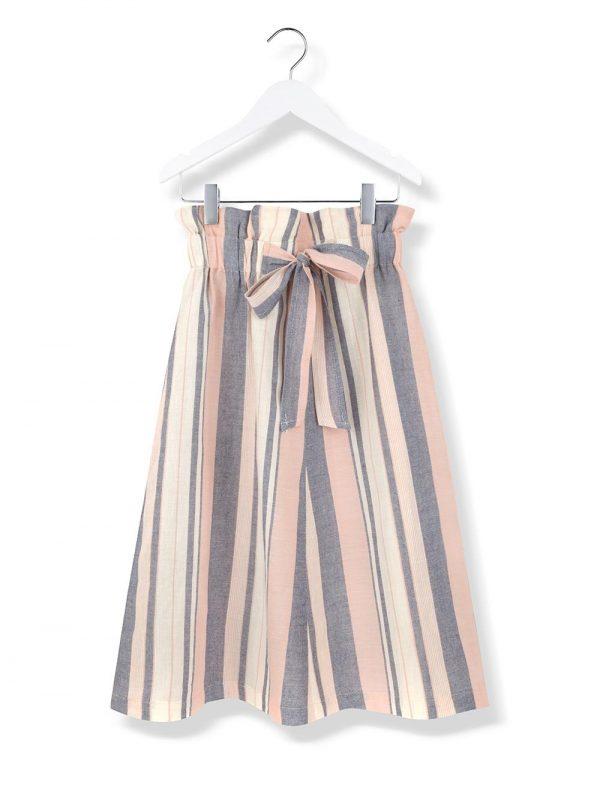 sailor striped skirt