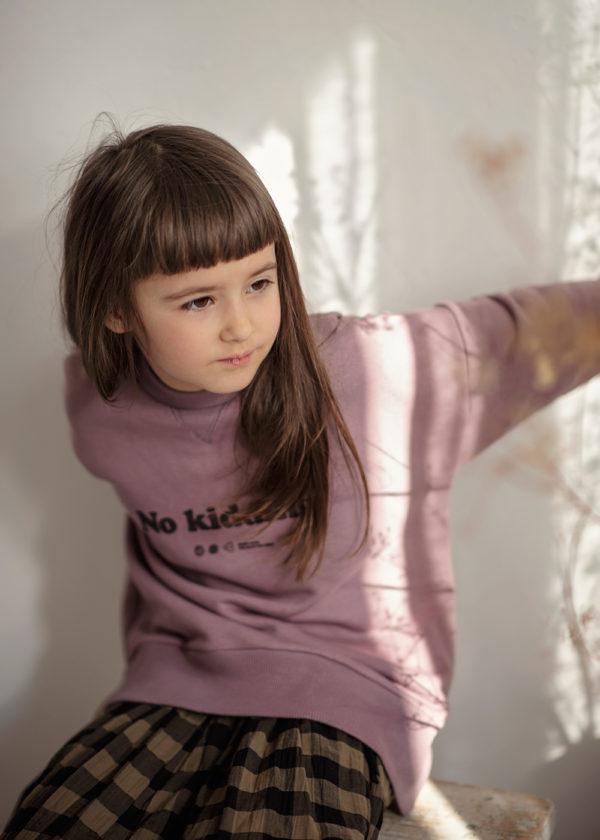 Kids on the Moon - bluza dzianinowa