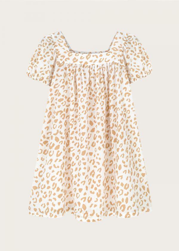 Sukienka Golden Leopard