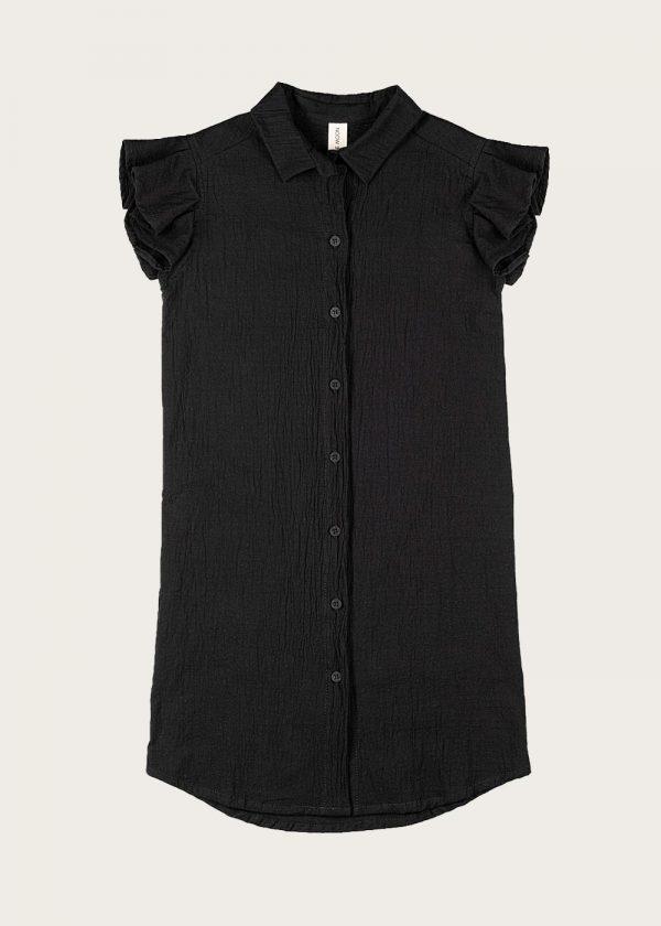 sukienka koszulowa Noir