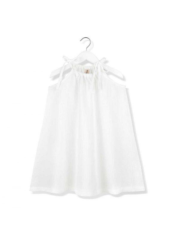 sukienka na ramiączkach cloud dancer