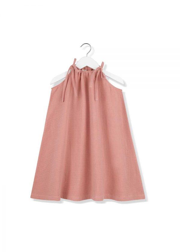 sukienka na ramiączkach coral cloud