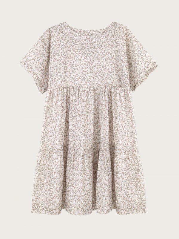 Sukienka z falbanami Meadow