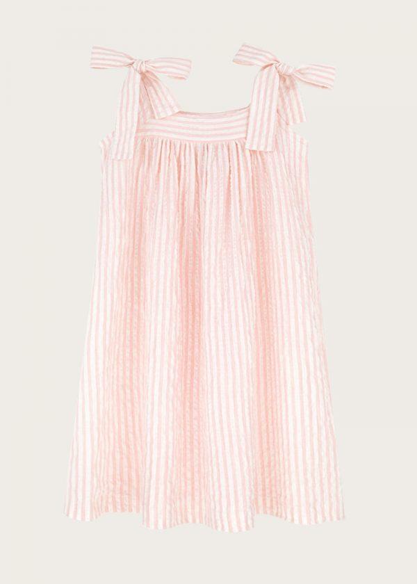 sukienka z kokardkami Rose Pier