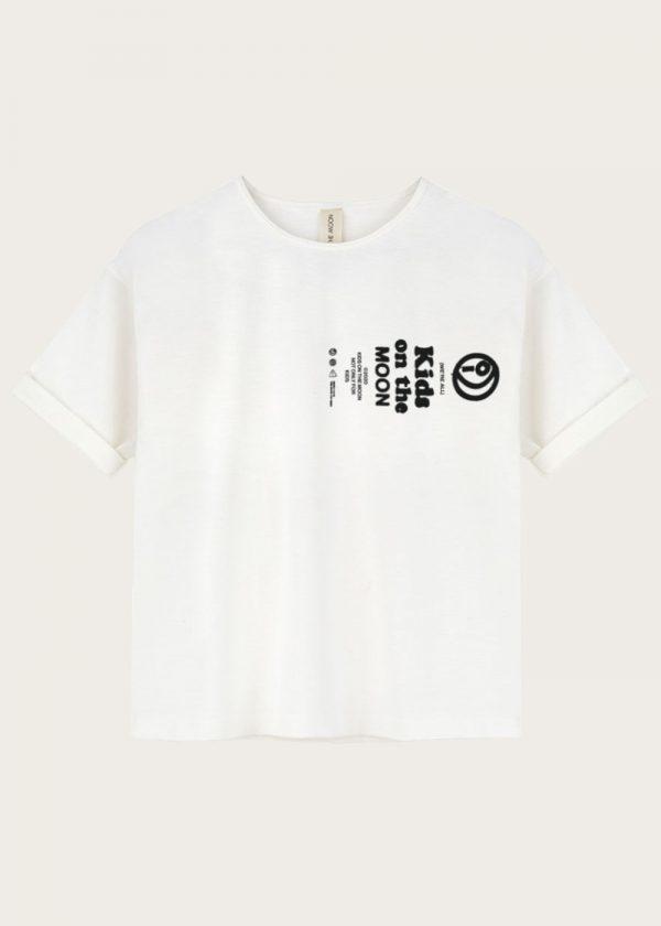 T-shirt KOTM Blink White