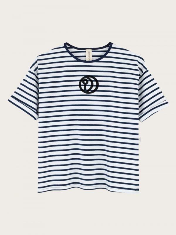 T-shirt Port Bleu
