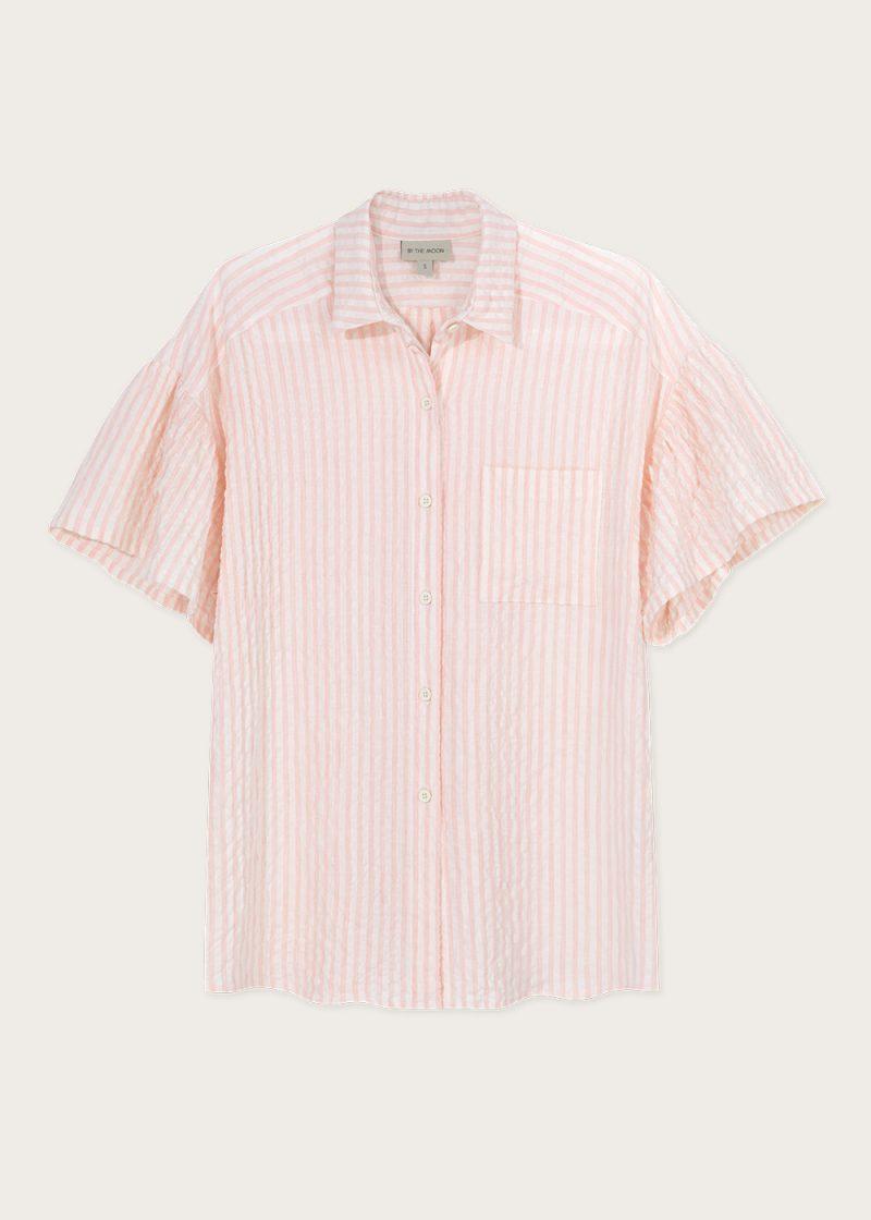 Koszula letnia w paski Mama Club
