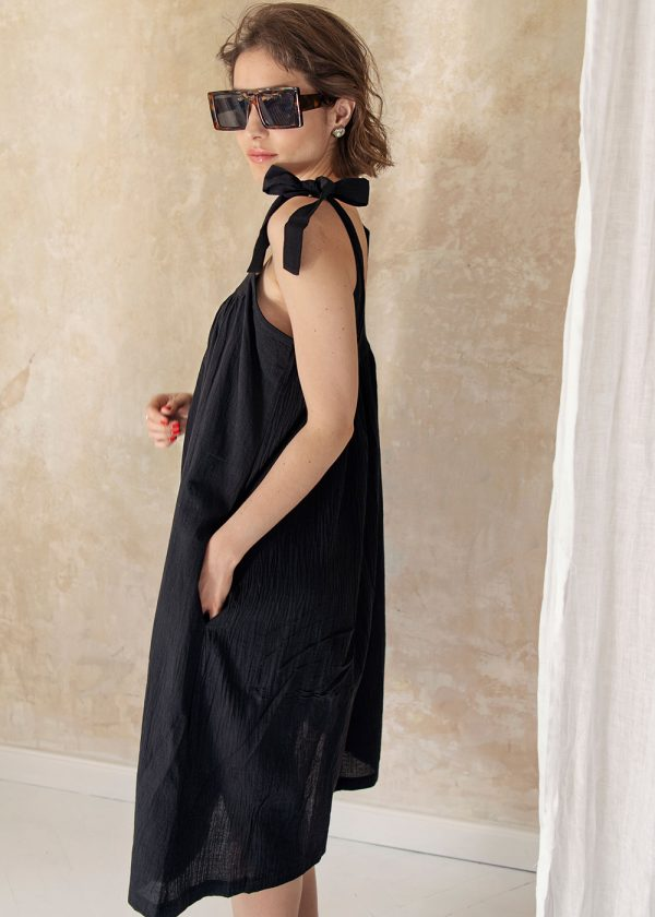 Mama club - sukienka Noir