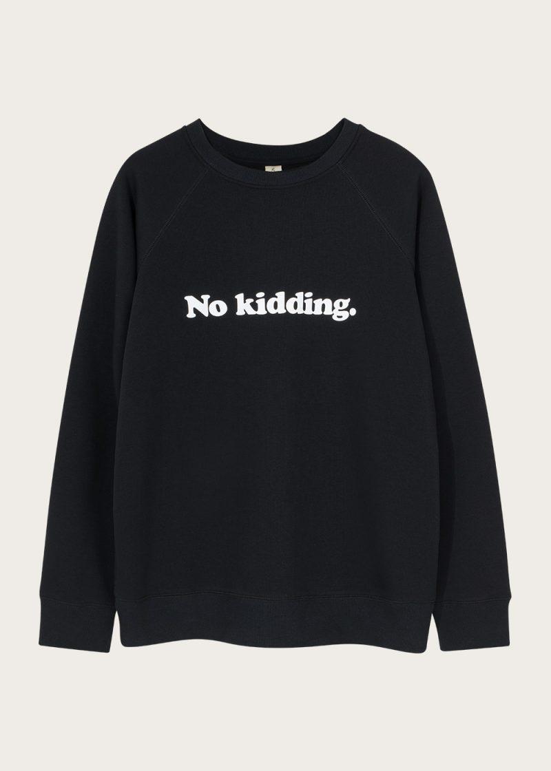 Kids on the Moon - bluza dla taty czarna