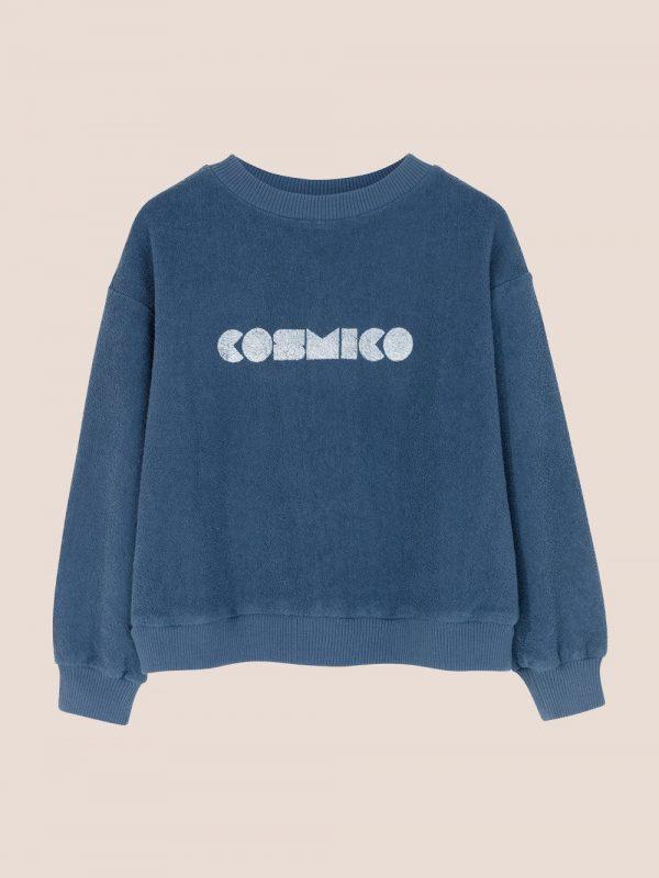 Cosmico Navy sweatshirt