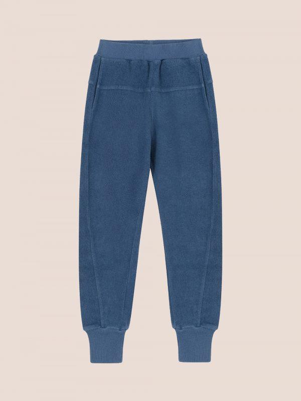 Leo joggers blue