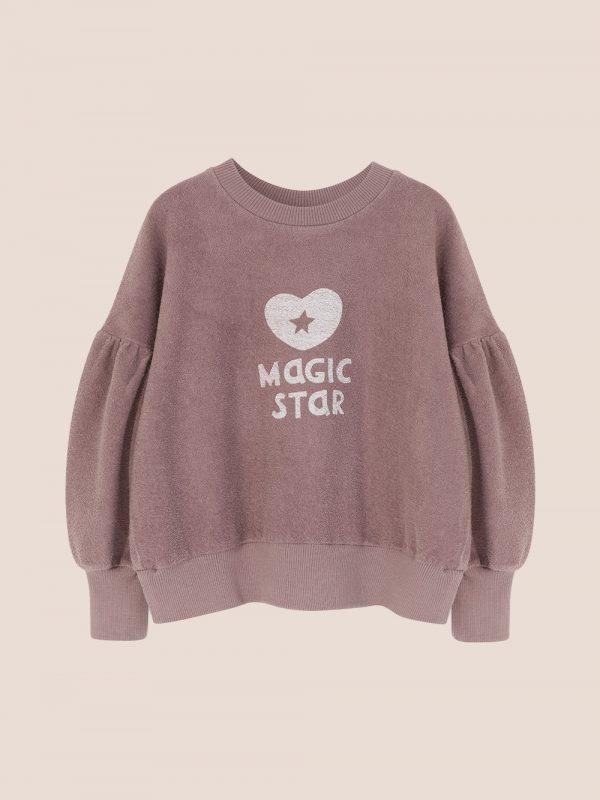 Super Girl sweatshirt