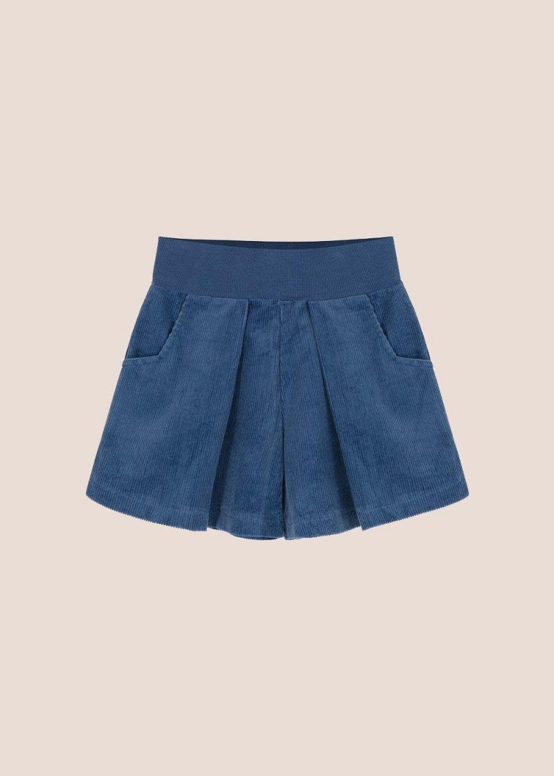 Mooni short blue