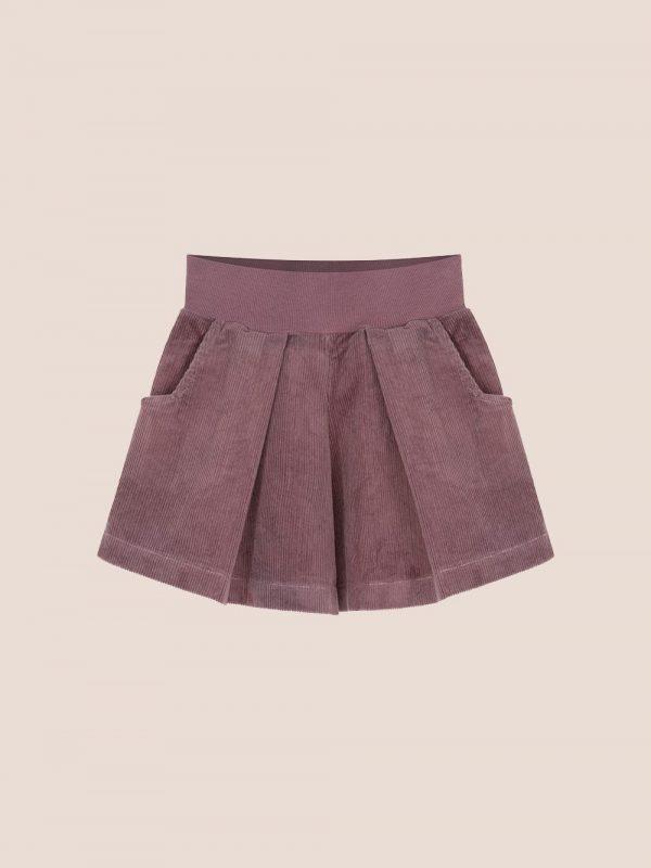 Mooni short purple