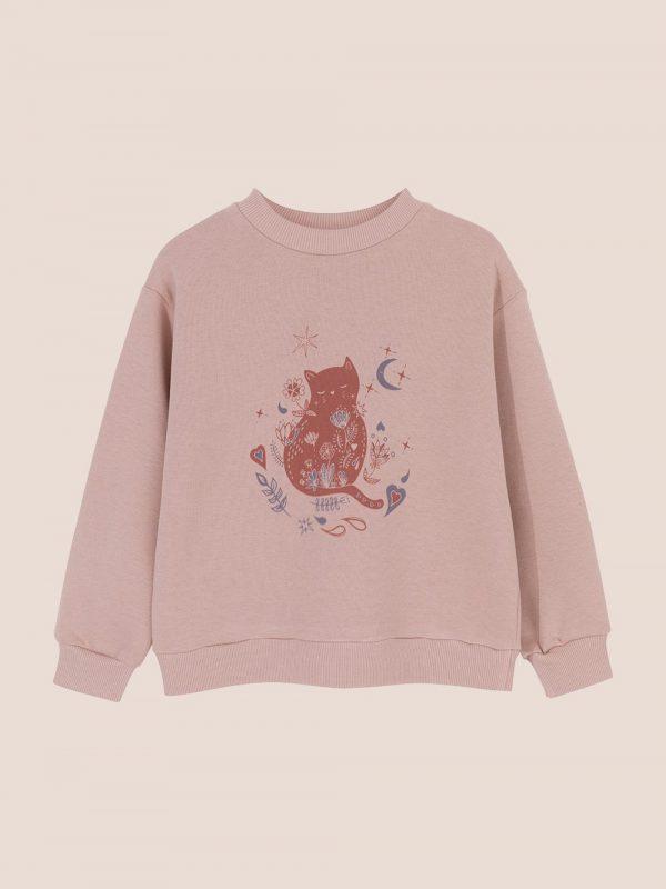 Cosmic Field sweatshirt