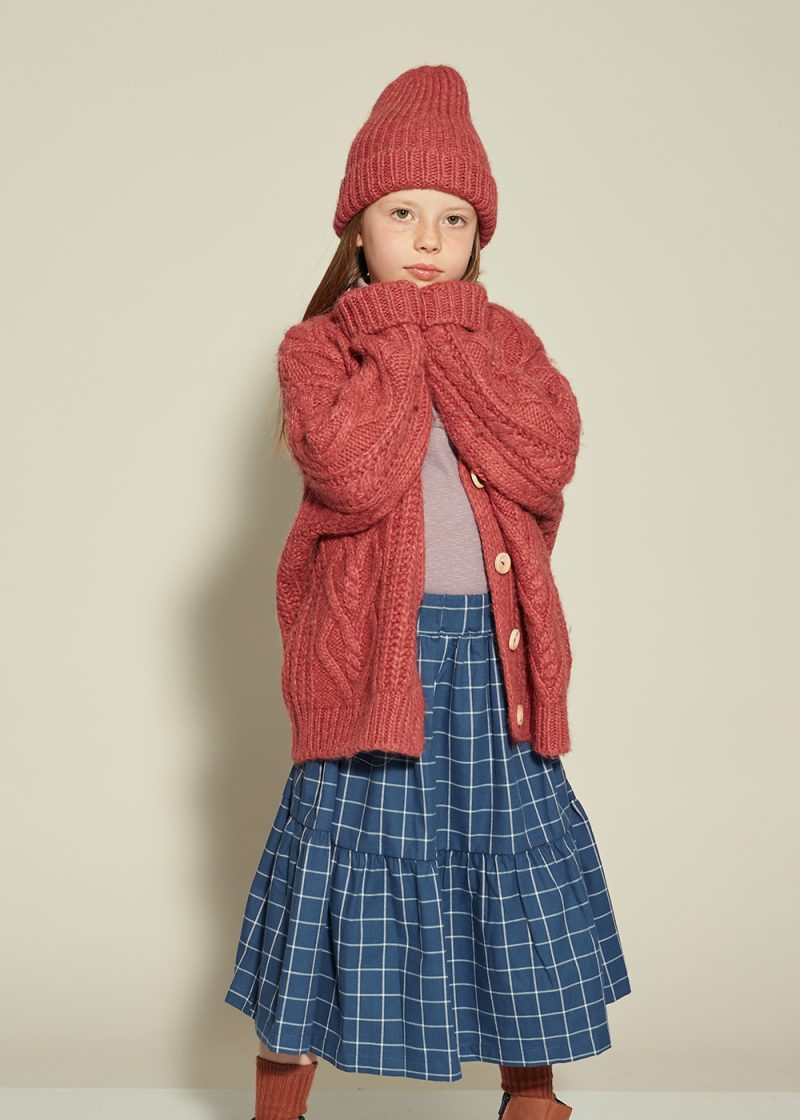 frill skirt, spódnica z falbanami