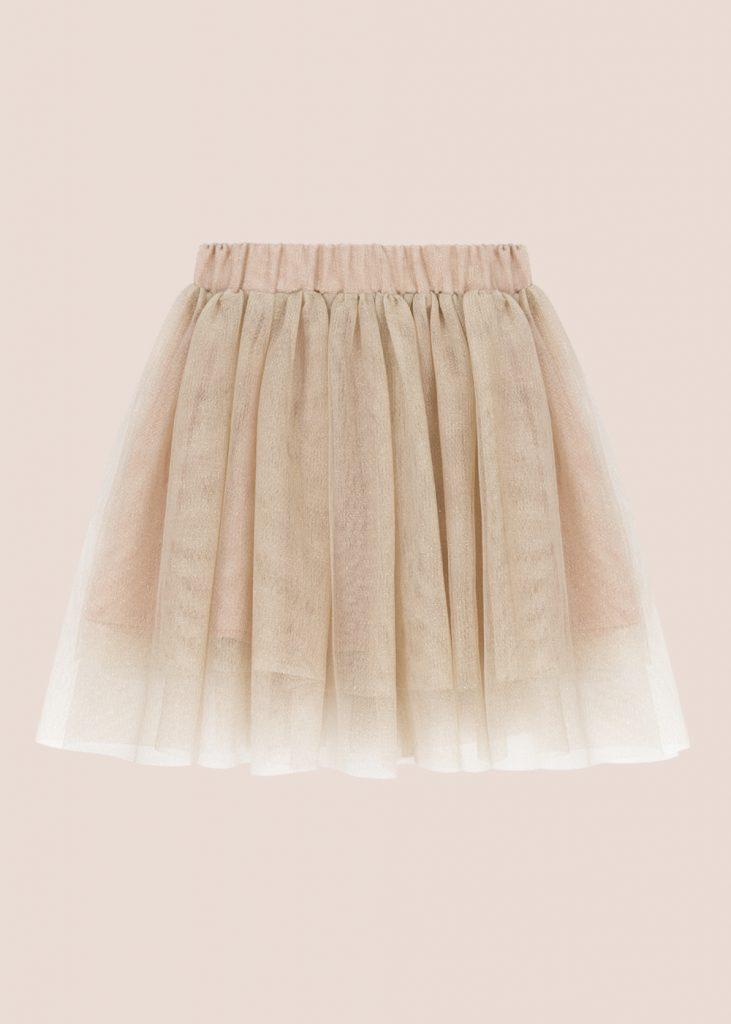 spódnica tiulowa Twinkle beżowa